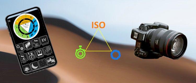 L'application Photographer's Companion pour Smartphone Androïd et IOS